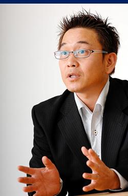 セラポートプロジェクトリーダー 谷口晋一